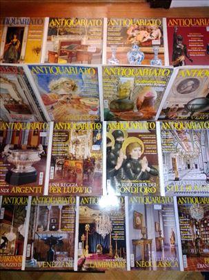Časopisi ANTIQUARIO za nameštaj, skulpture i kuću