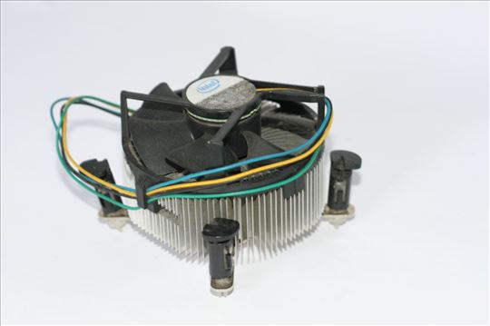 Intel visokoprofilni kuler sa bakarnim jezgrom 775