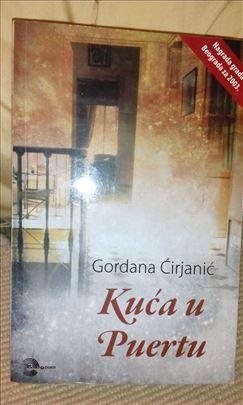Kuća u Puertu, pisac Gordana Cirjanic