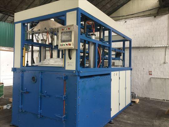 Mašina za vakuum termoformiranje industrijska