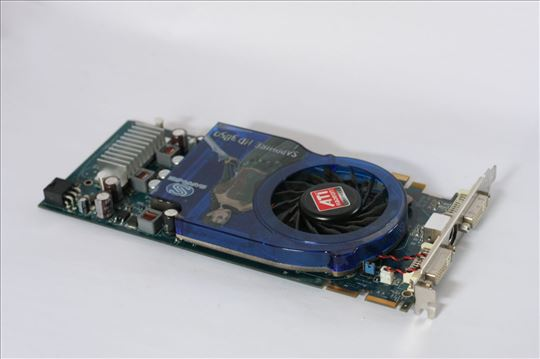 Sapphire Radeon HD 3850 512MB 256bit