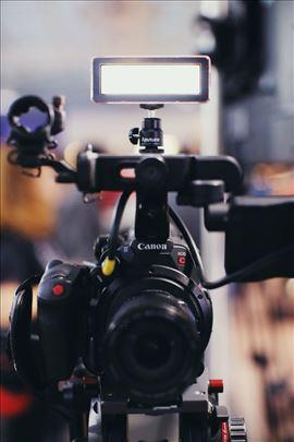 Video montaža, obrada snimaka