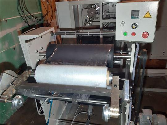 Mašina za premotavanje industriske streč folije