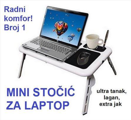 Mini stočić za laptop