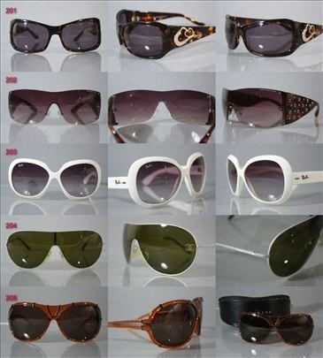 AKCIJA -20% Naočari za sunce - ženski modeli 1