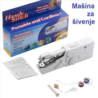 Pametna ručna mašina za šivenje