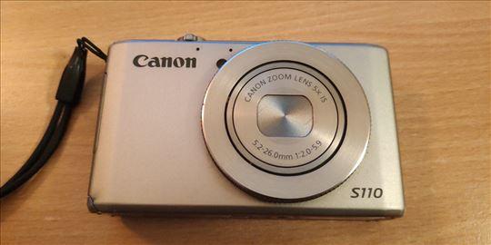 Canon s110, punjač, baterija