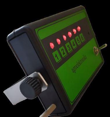 Elektronska kontrola setve