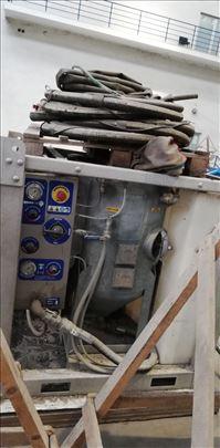 Rentiranje kompresora, agregata i građ. mašina