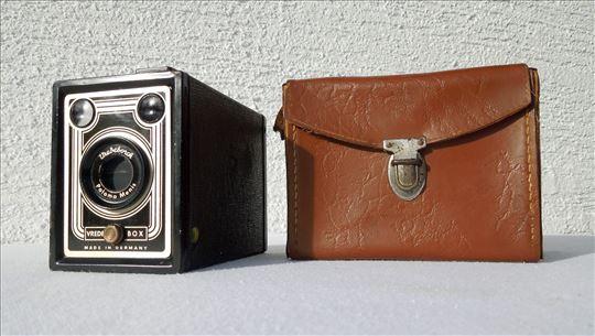 Stari fotoaparat VREDE  Box