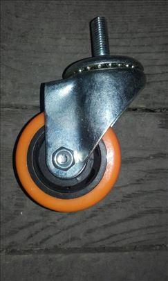 Točak Fi 75 Roto na sraf m 12 silikonski novo