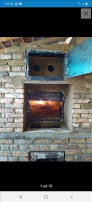Pekarske peći zidamo i remontujemo stare