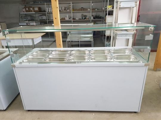 Vitrina za kuvana jela 1800-800-1350