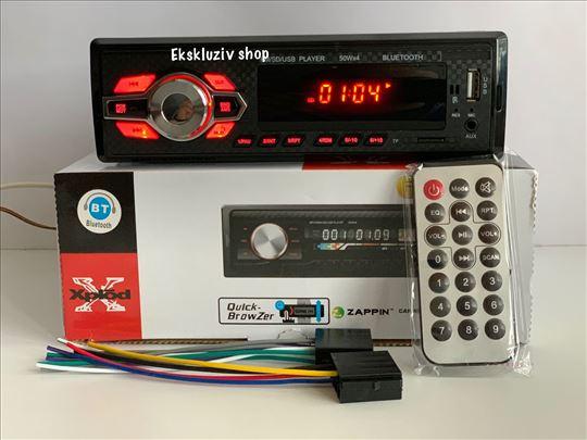 Auto radio bluetooth mp3-usb-sd 4x50w