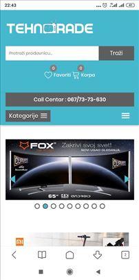 Web sajt-prodavnica