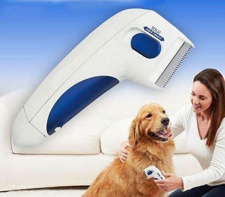 Električni aparat protiv buva za pse i mačke