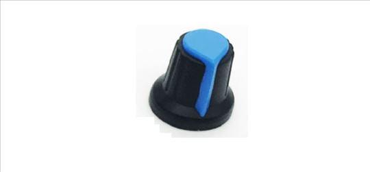 Kapica za potenciometar plava