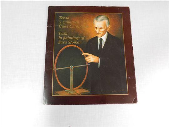 Nikola Tesla Portreti