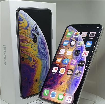 Apple iPhone XS 64GB Silver Garancija Full Pack