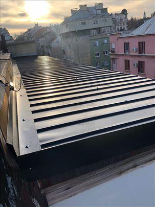 Građevinski limar - Beograd svi delovi