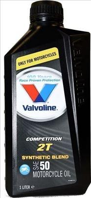 Ulje Valvoline Competition 2T