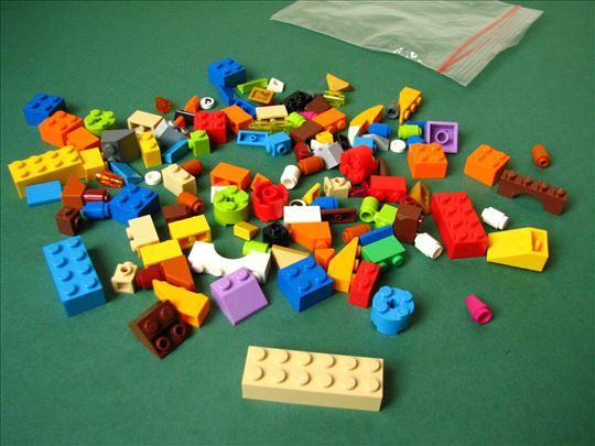 Lego Kocke i Delovi 128 komada