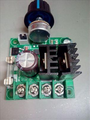 Regulator DC motora - PWM -12/40 V 10A