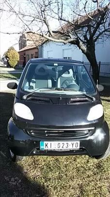 Smart ForTwo Microcompact