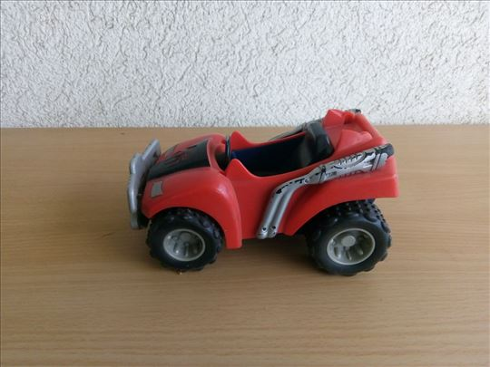 Automobil Spiderman 1 17x10x10cm
