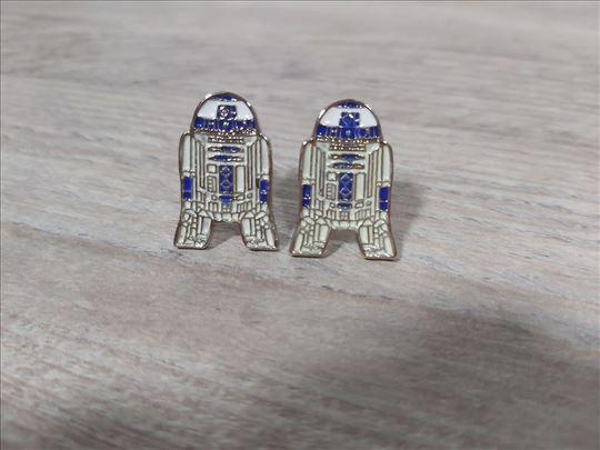 R2D2 Star Wars dugmad za manžetne, povoljno