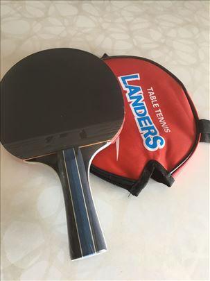 Reket za stoni tenis sa torbicom