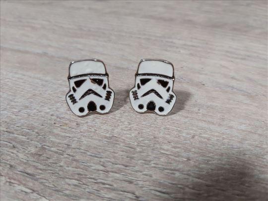 Stormtrooper Star Wars dugmad za manžetne povoljno