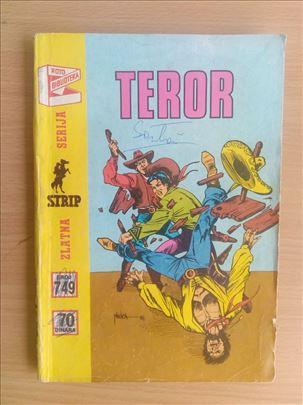 ZS 749 Kapetan Miki - Teror