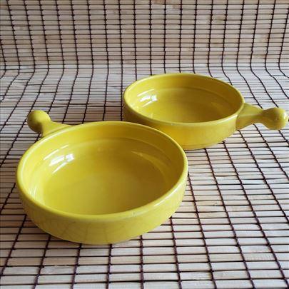 2 posude / keramika