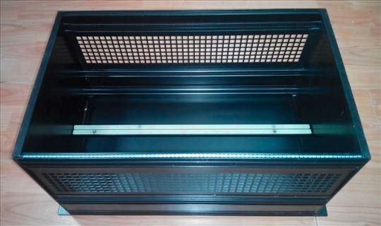 Aluminijumska kutija perforirana za uređaje