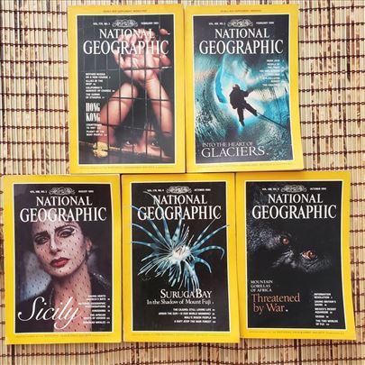National Geographic, 5 kom iz 90-ih 20.v
