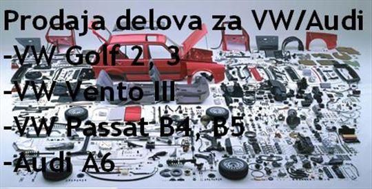 Delovi za VW/Audi