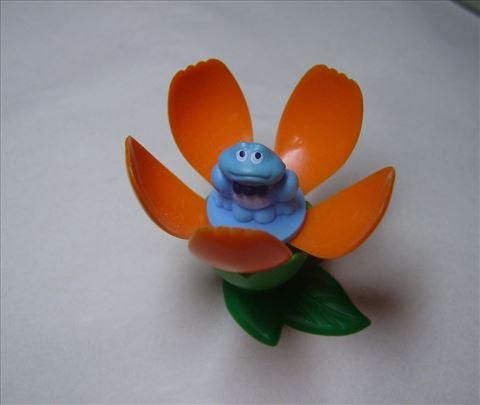 Kinder Surprise 1997. - Plava Žabica U Cvetu