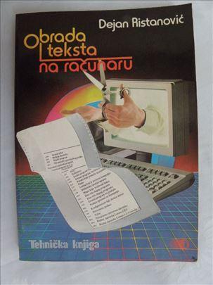 Tehnička knjiga: Obrada teksta na računaru, 1988.