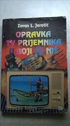 Tehnička knjiga:Opravka TV prijemnika u boji EI 19