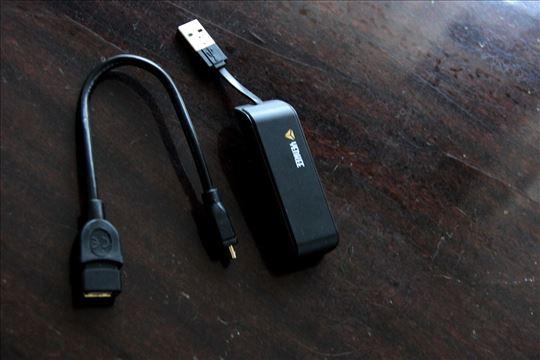 USB kabl za Sd karticu i OTG kabl