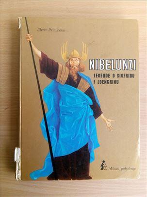 NIBELUNZI - Legende o Sigfridu i Loengrinu - E. Pr