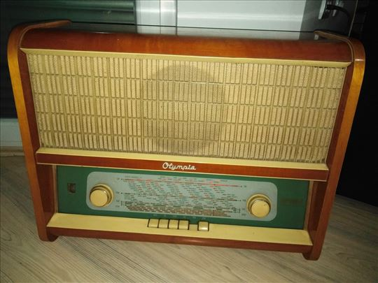 Sachsenwerk Niedersedlitz Radio Olympia