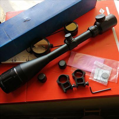 TASCKO optika 6-24x50 sa kvakitetnim ojačanim nosa
