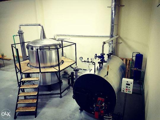 Destilatori za eterična ulja