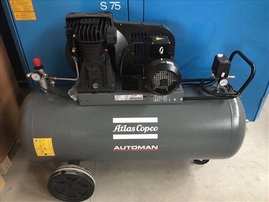 Klipni kompresor Atlas Copco 3 kW