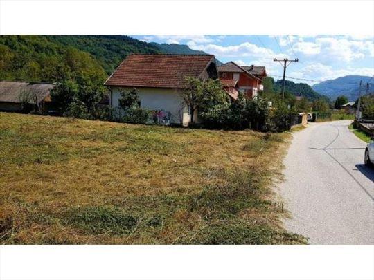 Prodaje se građ.zemljište,12,08 ari,Prijepolje