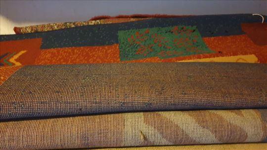 Prodajem malo korišćene tepihe i staze, povoljno
