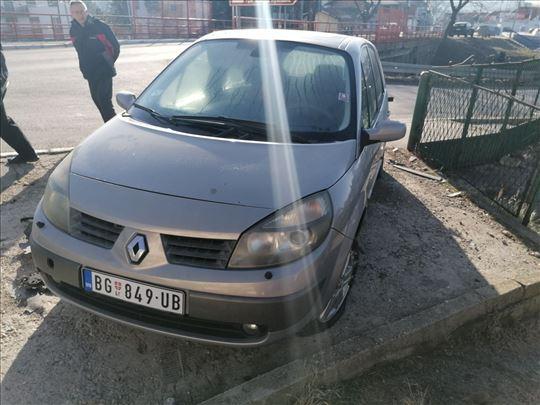 Renault scenic, grand scenic  1.9 dci delovi