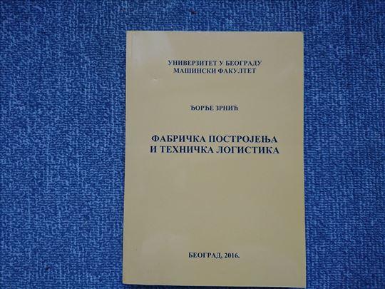Fabrička postrojenja i tehnička logistika - Zrnić